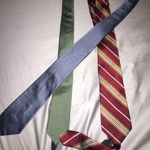 Other - Different colored and brand ties